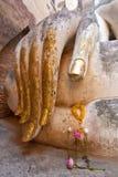 Buddha statue, Historical Park Sukhothai, Thailand Royalty Free Stock Image
