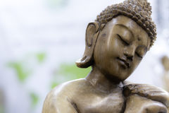 Buddha statue. That inspires relaxation and meditation Stock Image