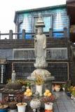 Buddha statue on the island of Jeju Stock Image