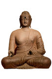 Buddha statue with isolated background Royalty Free Stock Image
