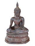 Buddha statue isolated Stock Image