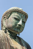 Buddha statue in Kamakura, Japan Stock Photography