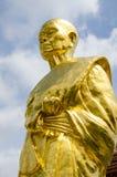 Buddha statue of koon at watbanrai. Buddha statue at watbanrai in thailand Royalty Free Stock Image
