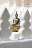 Buddha statue. This is Buddha statue in lampang royalty free stock photo