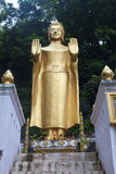 Buddha statue in Luang Prabang Royalty Free Stock Photography