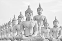 Buddha statue Royalty Free Stock Images