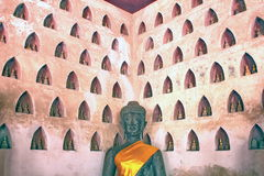 Buddha statue. Stock Photo
