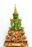 Buddha statue7. Many Buddha statue in my home Royalty Free Stock Photos