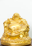 Buddha statue5. Many Buddha statue in my home Royalty Free Stock Photo