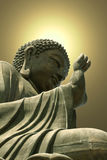 Buddha statue meditation Royalty Free Stock Photos