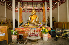 Buddha statue. Royalty Free Stock Photography