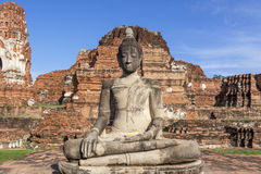 Buddha statue old Stock Photos