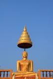 Buddha. Statue at pathumthanee province,Thailand royalty free stock images