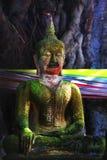 Buddha statue. People worship Buddha, Thailand. The Buddha Royalty Free Stock Photo