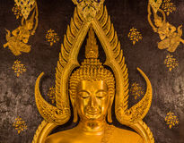 Buddha statue in Phitsanulok,Thailand Royalty Free Stock Image