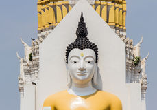 Buddha statue in Phitsanulok,Thailand. Buddha statue in temple at Phitsanulok ,Thailand Stock Photos