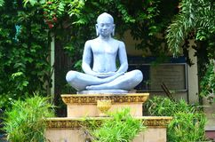 Buddha statue in Phnom Penh Cambodia. Royalty Free Stock Photography