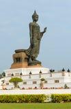Buddha statue at Phutthamonthon, Thailand Royalty Free Stock Images