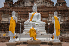 Buddha Statue Royalty Free Stock Photo