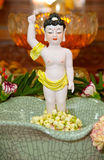 Buddha statue for praying Stock Photos