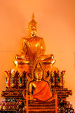 Buddha statue. 