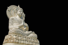 Buddha statue. Religious sacred, That is routine in the temple Royalty Free Stock Image