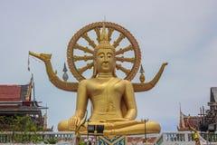 Buddha-Statue, Sa Mui in Thailand Lizenzfreies Stockfoto