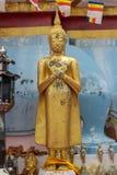 Buddha-Statue, Sa Mui in Thailand Lizenzfreie Stockfotografie