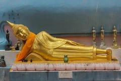 Buddha-Statue, Sa Mui in Thailand Stockbild