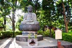 Buddha Statue At Sensoji Tokyo Japan 2016 Royalty Free Stock Images