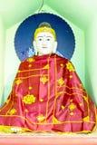 Buddha statue in the Shwedagon pagoda in Yangon, Myanmar Royalty Free Stock Image