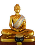 Buddha Statue. In sit on position Royalty Free Stock Images