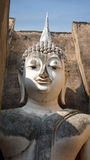 Buddha statue in skuhothai Stock Photography