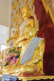 Buddha statue. In songkhla thailand Royalty Free Stock Photography
