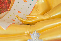 Buddha statue. In songkhla thailand Stock Photo