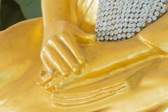 Buddha statue. In songkhla thailand Royalty Free Stock Photos
