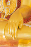 Buddha statue. In songkhla thailand Royalty Free Stock Image