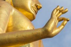 Buddha statue. Standing Buddha Statue in thailand Stock Photography