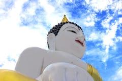 Buddha-Statue, Statue, Montian-Tempel, thailändischer Tempel Stockfotos