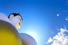Buddha-Statue, Statue, Montian-Tempel, thailändischer Tempel Lizenzfreies Stockbild