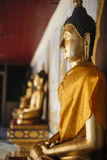 Buddha statue. Royalty Free Stock Photos