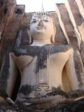 Buddha Statue of Sukhothai Stock Photos