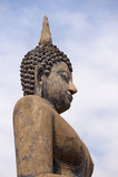 Buddha Statue. In Sukhothai Historical Park Stock Image