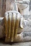 Buddha statue in Sukhothai Historical Park, Sukhot Stock Photography