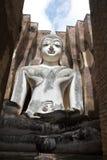 Buddha statue in Sukhothai Historical Park, Sukhot Royalty Free Stock Photography