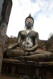 Buddha statue in Sukhothai Historical Park, Sukhot. Buddha statue in Sukhothai Historical Park Stock Photography