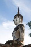 Buddha statue in Sukhothai Historical Park, Sukhot Royalty Free Stock Image