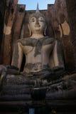 Buddha statue in Sukhothai Historical Park, Sukhot. Buddha statue in Sukhothai Historical Park Royalty Free Stock Photo