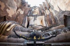 Buddha Statue in Sukhothai Historical Park Stock Image