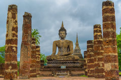 The Buddha statue. Stock Images